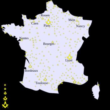 france fm en 1789